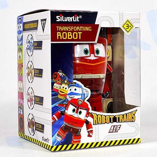 Robot Trains Альф
