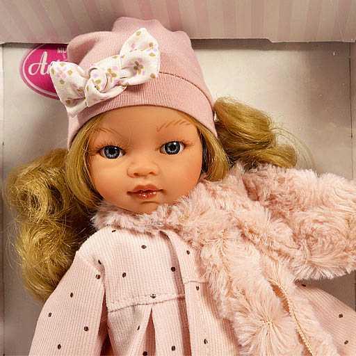 кукла испания