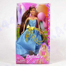Кукла Длинная коса 29 см