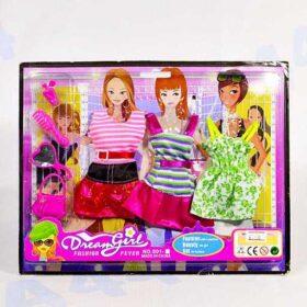 Набор одежды для кукол Dream Girl