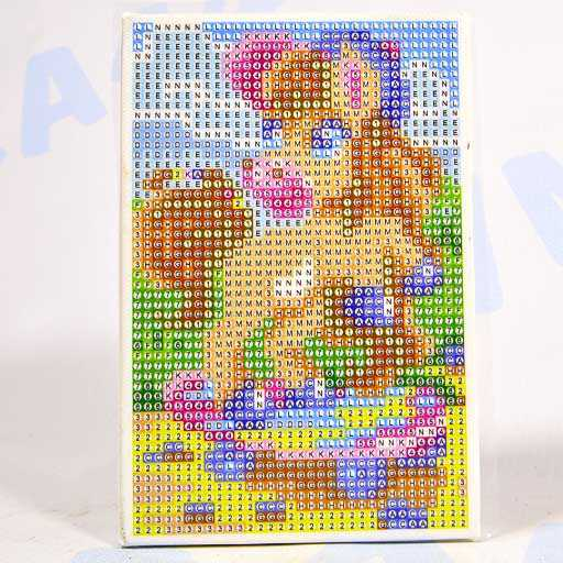 Алмазная мозаика Пони 10 х 15