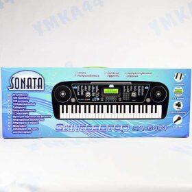 Синтезатор с микрофоном 54 клавиши SONATA Арт. SA-5401