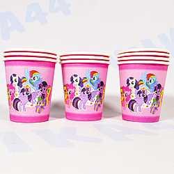 набор стаканов для праздника