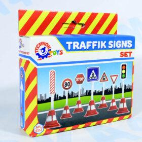 Набор дорожных знаков ТехноК арт.4357
