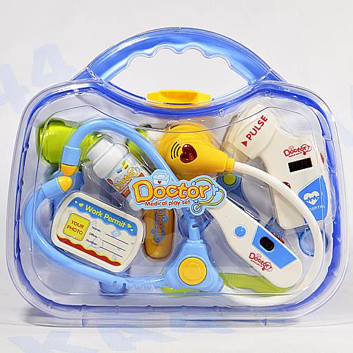 Игровой набор Доктор в чемодане