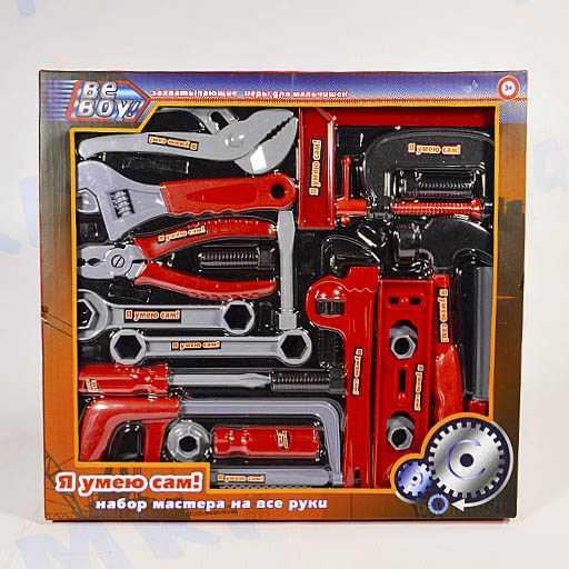 """Набор инструментов BeBoy """"Я умею сам!"""" Арт. 7784"""