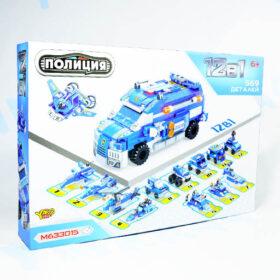 """Yoko Toys """"Полиция"""""""