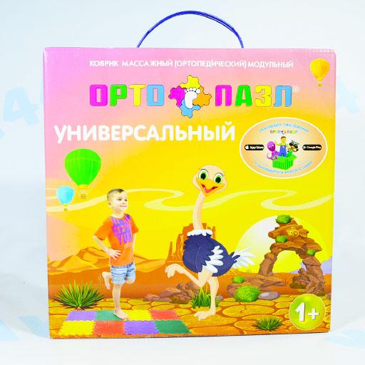 """Ортопедический коврик ОРТО-ПАЗЛ """"Универсальный"""""""