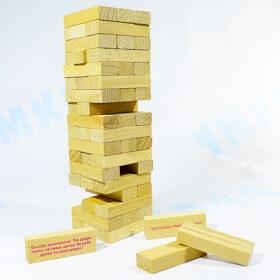 Башня с фантами для детей. Нескучные игры Арт. 7746