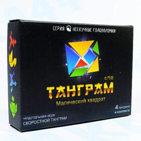 """Танграм """"Магический квадрат"""" Нескучные головоломки Арт. 8028"""