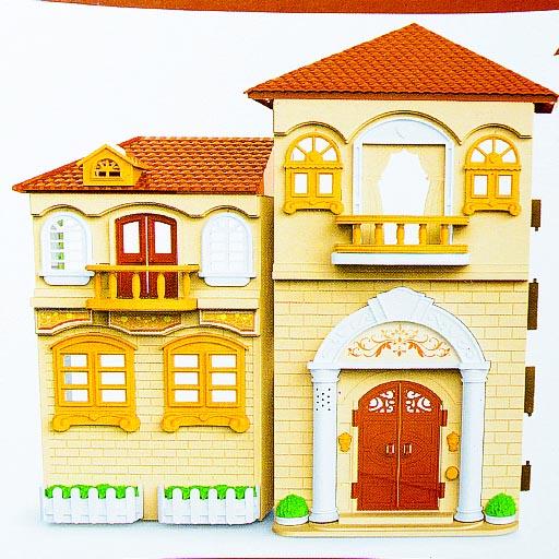 Домик для кукол арт.1698294