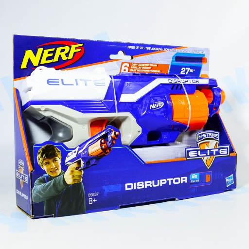 Бластер Nerf Elite Disruptor арт. В9837