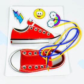 Веселые шнурочки Супер-кеды арт. 03235