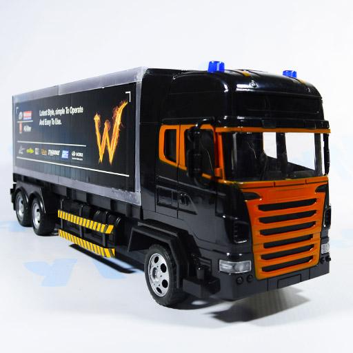 Машина грузовик 666-752A на р/у