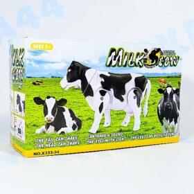 Корова на батарейках