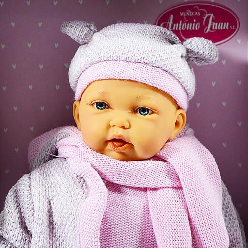 Кукла Ромина, 27 см. 1226Р Испания