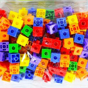 """Конструктор пластиковый """"Кубики"""" Арт. 1422555"""