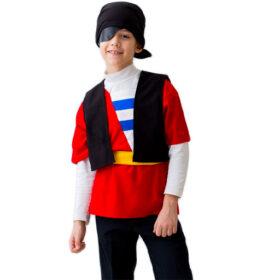 Пират Бока 122-134 см