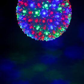 Светящийся шар, 200 лампочек