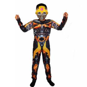 Маскарадный костюм Трансформер Бамблби 110-120 см