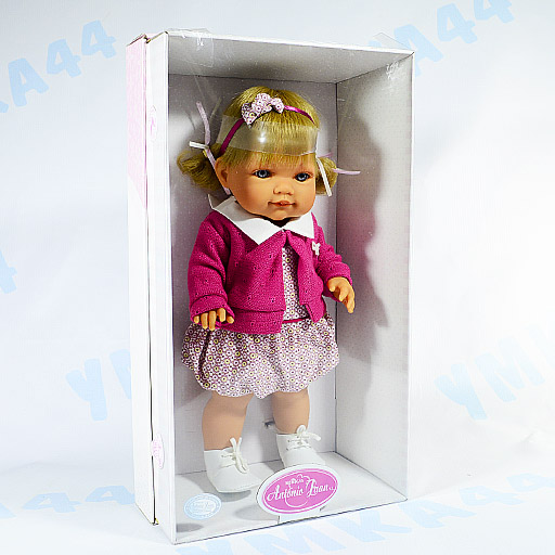 Кукла Сильвана, 38 см. 2263P Испания