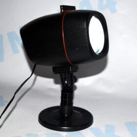 Новогодний уличный проектор