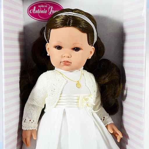 Кукла Дамарис брюнетка, 38 см. 2816Br Испания