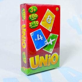 Настольная игра UNIO (компакт) Арт. ИН-8117