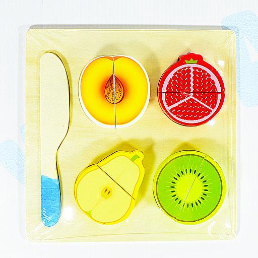 """Набор фруктов для резки """"Вкусняшки"""" Арт. Р00298"""