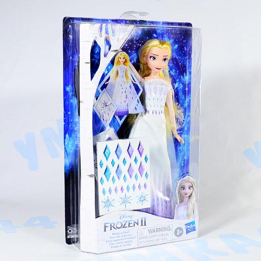 Кукла Эльза Disney Холодное сердце 2 Hasbro с аксессуарами