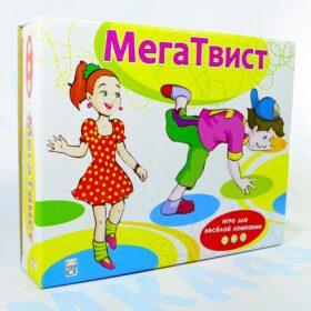 """Игра """"МегаТвист"""" Рыжий кот Арт. ИР-0065"""