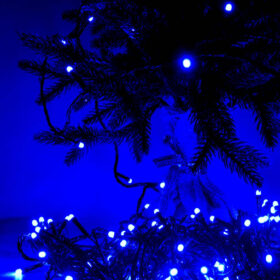 Гирлянда 20 м Цвет синий