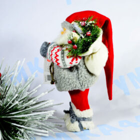 Новогодняя фигура Дед Мороз 32 см