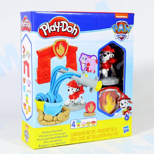 Play-Doh Набор для лепки Щенячий патруль Маршал