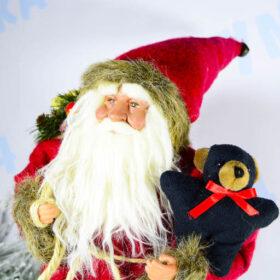 Новогодняя фигура Дед Мороз 46 см