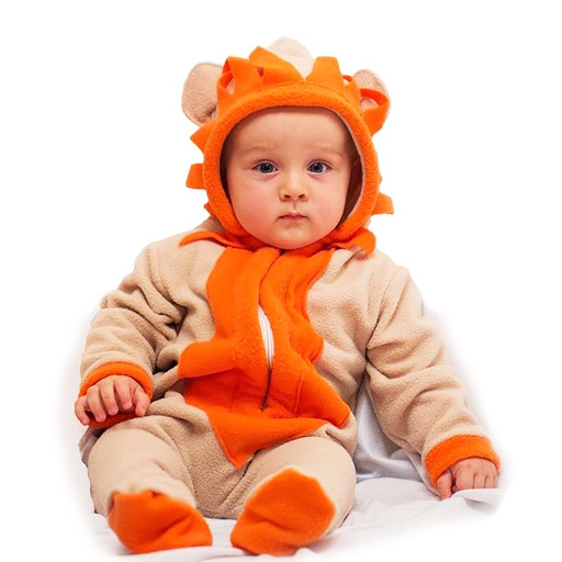 Малышка Львенок Бока 75 см