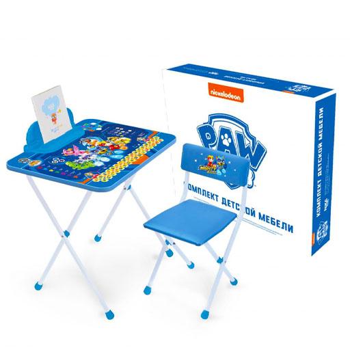Nika Комплект Щ2 Щенячий патруль (стол+стул)