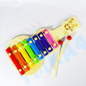 Деревянная игрушка ксилофон Арт. AN02282