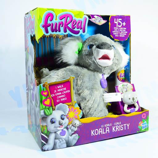 Интерактивная Коала Кристи FurReal Hasbro