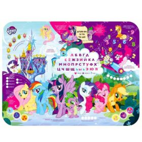 Nika Комплект LP1 My Little pony (стол+стул)