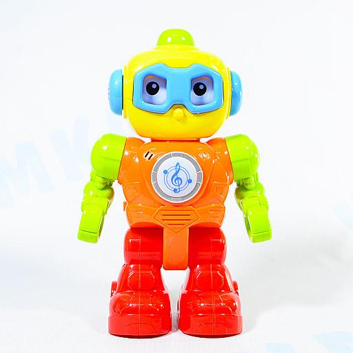 Робот с функцией модуляции голоса, Умка