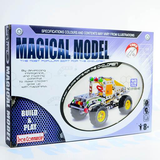Конструктор металлический Magical Model 213 дет.