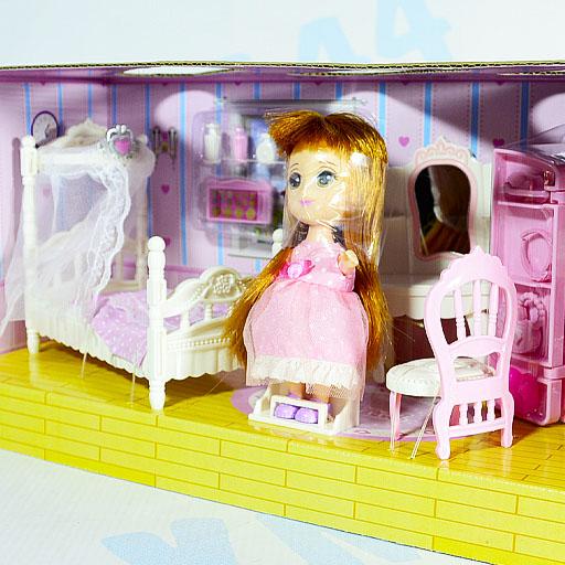 """Набор мебели """"Спальня с куклой"""" Арт. 1896009"""