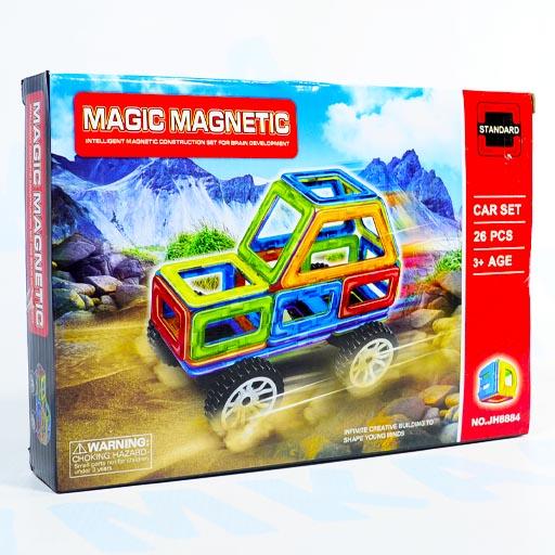 Магнитный конструктор Magic Magnetic 26 деталей