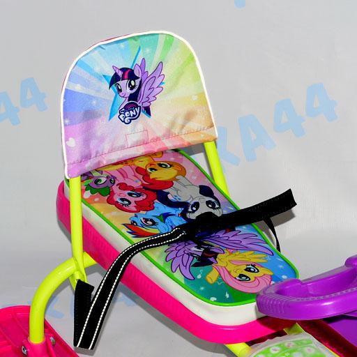 Снегокат ТС4 Тимка спорт Little Pony Nika