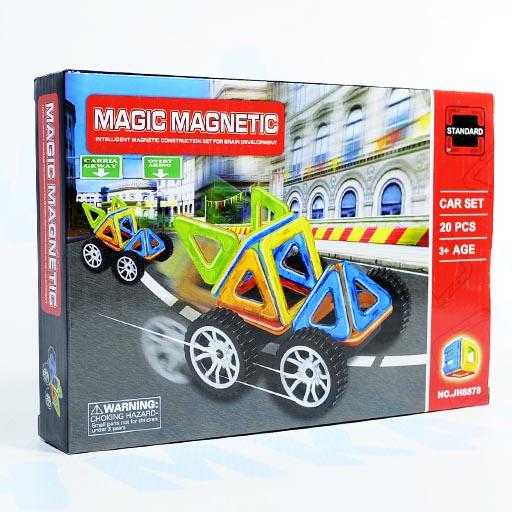 Магнитный конструктор Magic Magnetic 20 деталей