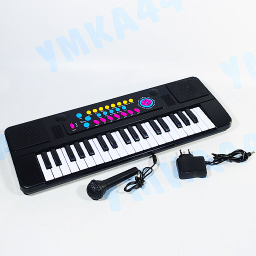Синтезатор с микрофоном SONATA-3715