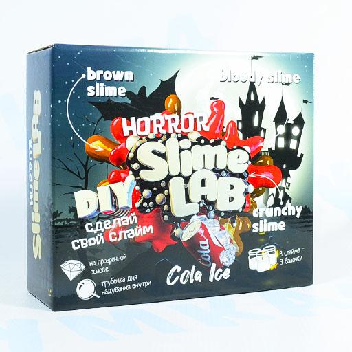 """Набор для химических опытов """"Slime Lab. Horror Cola Ice"""""""