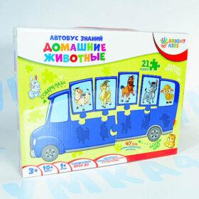 Автобус знаний Домашние животные