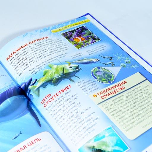 Детская энциклопедия Моря и океаны